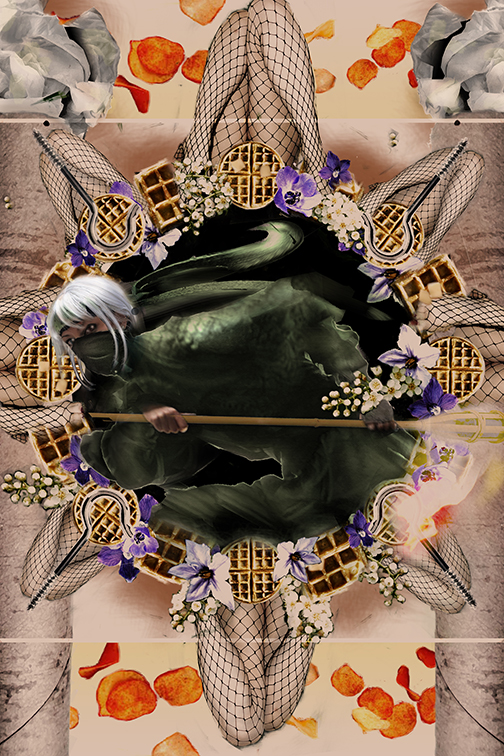 Terrapin Ninja (Illustration) #RatsThatWillEatYou - ShadowmarkProductions #Free2Read