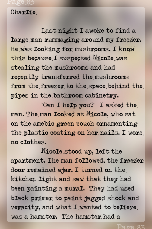 RatsthatWillEatYou - Free2Read - Chapter Eleven - Illustrated Novel - Mature Only - Page 83