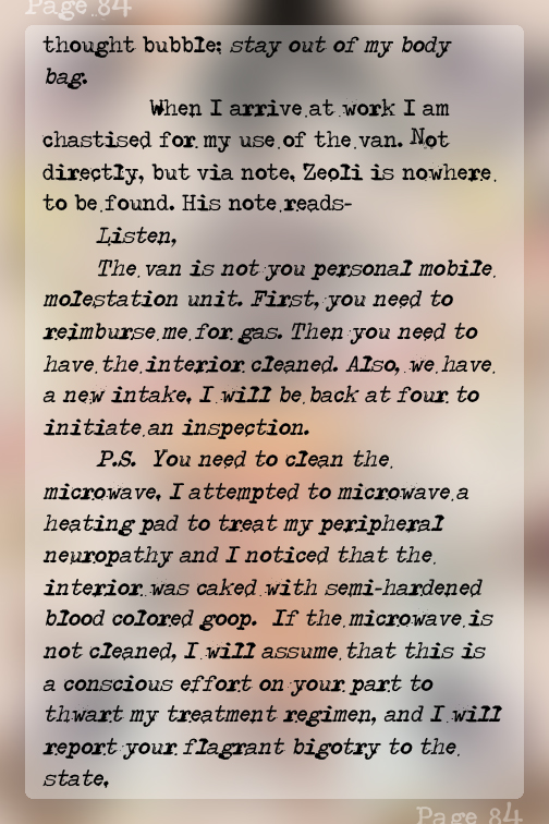 RatsthatWillEatYou - Free2Read - Chapter Eleven - Illustrated Novel - Mature Only - Page 84