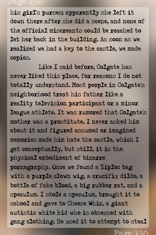 RatsThatWillEatYou - Chapters 19/20 - Mature Audiences Only - Free to Read Online - Page 130