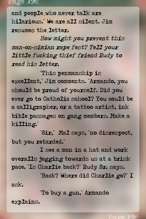 Chapters: 28-29 - RatsThatWillEatYou - DarkComedy #Free2Read Online - Page 192