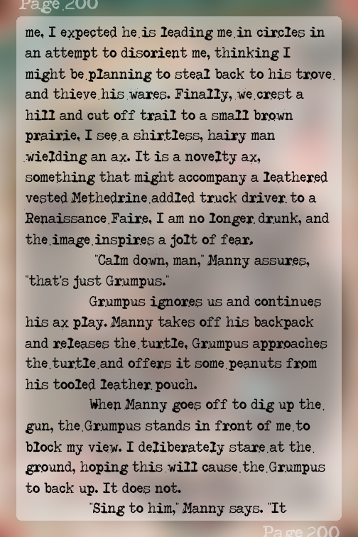 Chapters: 28-29 - RatsThatWillEatYou - DarkComedy #Free2Read Online - Page 200