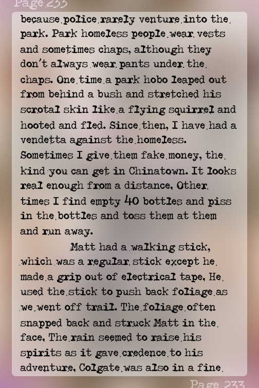 """Chapter32 """"...connections between Nazis and Aliens..."""" #RatsThatWillEatYou - TheShadowmark - Page 233"""