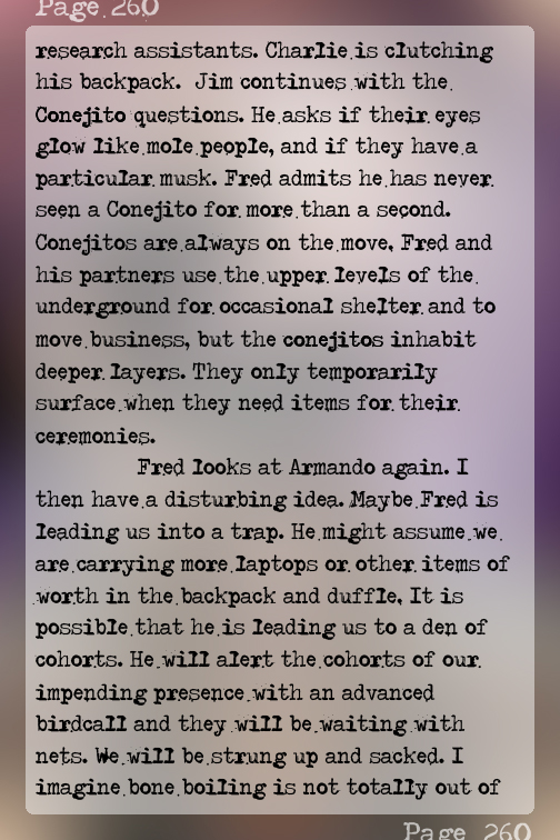 Page 260 #RatsThatWillEatYou - ShadowmarkProductions #Free2Read