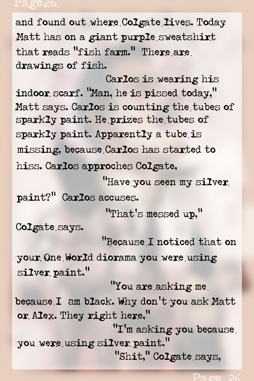 Page 26 #RatsThatWillEatYou - ShadowmarkProductions #Free2Read