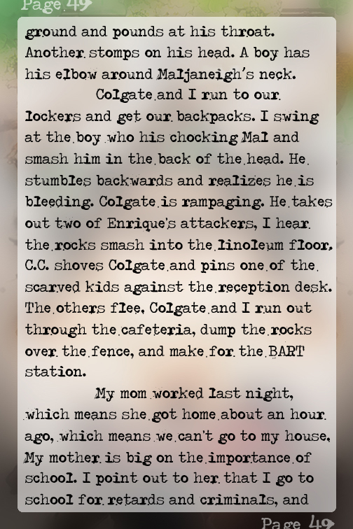 Page 49 #RatsThatWillEatYou - ShadowmarkProductions #Free2Read