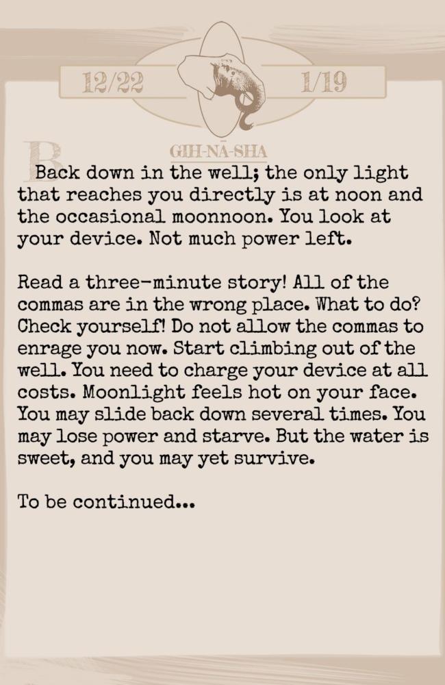 June Horoscope by Shadowmark Productions (Capricorn)